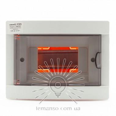 Коробка под 6 автоматов LEMANSO внутренняя, ABS / LMA101 описание, отзывы, характеристики