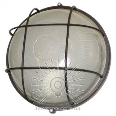 Свет-к LEMANSO круг метал. 60W с реш. BL-1362 черный (BL-1302) гар.60дней описание, отзывы, характеристики
