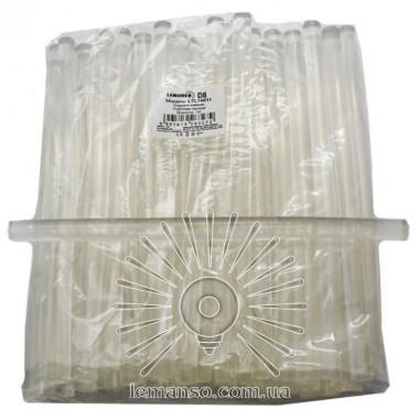 Стержни клеевые 1кг пачка (цена за пачку) Lemanso 11x200мм прозрачные LTL14011 описание, отзывы, характеристики