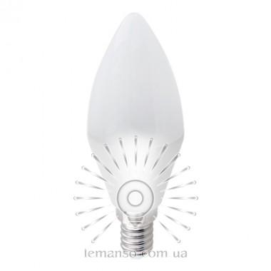 Лампа Lemanso св-ая 8W C37 E14 800LM 6500K 175-265V / LM796 описание, отзывы, характеристики