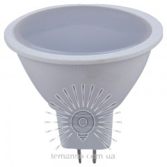 Лампа Lemanso LED MR16 5,0W 400LM 6500K 170-260V матовая / LM745