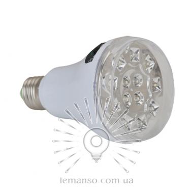 Базука Lemanso E27 13LED 45LM 6500K 110-240V ультра белая / LM339 описание, отзывы, характеристики