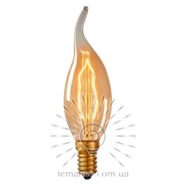 Лампа Эдисона Lemanso 40W C35T E14 2700K / LM721 описание, отзывы, характеристики
