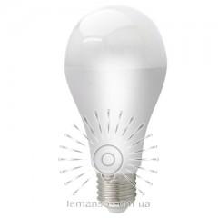 Лампа Lemanso LED 16W A65 E27 1600LM 4000K 175-265V / LM3001
