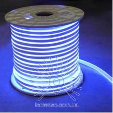 Неон LEMANSO 240град. 120LED 8W/м IP65 синій 2835SMD 220V 3120LM / LM859