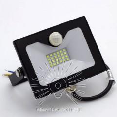 Прожектор LED 20w 6500K 1600LM LEMANSO со встроенным датчиком / LMPS25