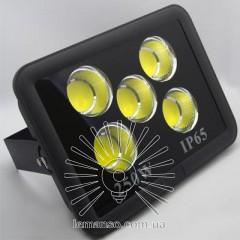 Прожектор LED 250w 6500K 5LED IP65 22500LM LEMANSO чёрный/ LMP14-250
