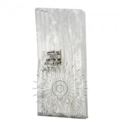Стержни клеевые 15шт пачка (цена за пачку) Lemanso 8x200мм прозрачные LTL14006