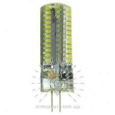 Лампа Lemanso світлодіодна G4 104LED 5W 230V 360LM 6500K 3014SMD силікон / LM352