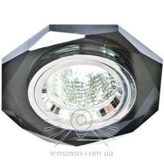 Спот Lemanso ST152 чёрный-хром GU5.3