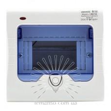 Коробка под 2-4 автоматы LEMANSO внутренняя, ABS / LMA104