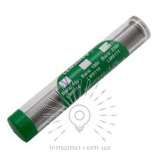 Припой в колбе Lemanso 2,2% 1,0 мм 16 г / LM9114