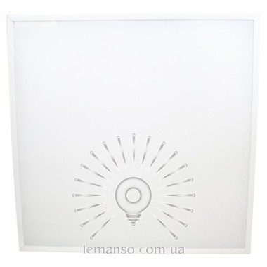 LED панель Lemanso 36W 3000LM 6500K 180-265V / LM1053 6шт/ящик наруж+врезн (метал.драв внутри) (опал) описание, отзывы, характеристики