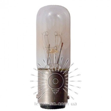 Light bulb Lemanso T26 15W B15D for sewing machine