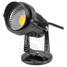 Светильник LED садовый Lemanso COB 7W 630LM 85-265V 6500K IP65 / LM20