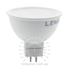Лампа Lemanso св-ая MR16 8W 750LM 6500K 175-265V матовая / LM3071