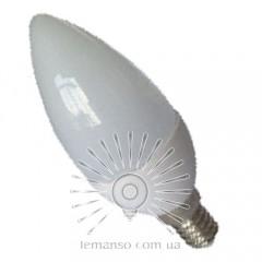 Лампа Lemanso LED C37 E14 8W 800LM 4500K матовая / LM777