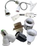 Патроны электрические в Интернет магазине электротоваров:  Количество патронов - Два