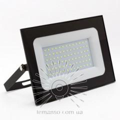 Прожектор LED 100w 6500K IP65 6800LM LEMANSO чёрный/ LMP9-104