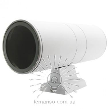 Подсветка для стены Lemanso 2*E27 - G45/A60 макс.15Вт (только LED) IP65 белая, 1м кабеля/ LM1109 описание, отзывы, характеристики