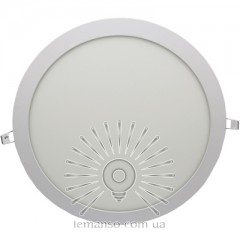 LED panel Lemanso 24W 1550LM 85-265V 4500K circle / LM1045 Comfort