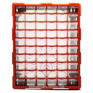 Органайзер 475*380*160мм LEMANSO LTL13024 пластик описание, отзывы, характеристики