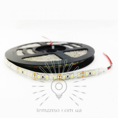 Св/лента LEMANSO IP65 5m 120SMD 2835 12V белая 10W/м 720LM / LM849 описание, отзывы, характеристики