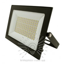 Прожектор LED 100w 6500K IP65 5600LM LEMANSO