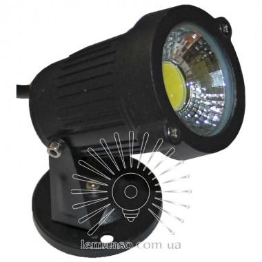 Светильник LED садовый Lemanso 1LED 5W 6500K чёрный / LM981 описание, отзывы, характеристики