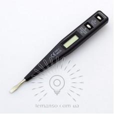 Отвертка - индикатор напряжения Lemanso без лампы / LMA085
