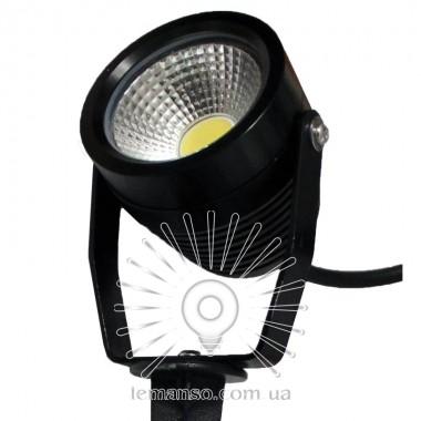 Светильник LED садовый Lemanso 1LED 9W 6500K чёрный / LM982 описание, отзывы, характеристики