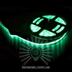 Св/лента LEMANSO IP65 5m 60SMD 2835 12V зелёная 5W/м 360LM / LM854