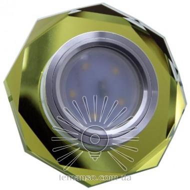 Спот Lemanso ST152 жёлтый-хром GU5.3 описание, отзывы, характеристики