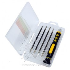 Screwdriver set for mobile phones and watches LEMANSO LTL10050