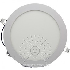 LED панель Lemanso 15W 1200LM 85-265V 4500K круг / LM1044 Комфорт