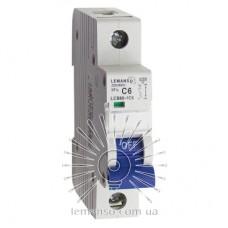 MCB Lemanso 6.0KA (тип С) 1п 06A LCB60