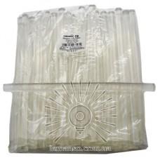 Стержни клеевые 1кг пачка (цена за пачку) Lemanso 11x200мм прозрачные LTL14011