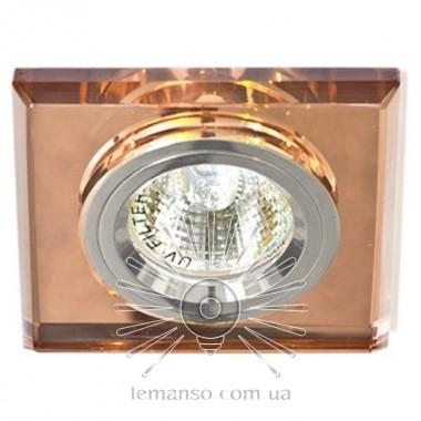 Спот Lemanso ST151 чайный-хром GU5.3 описание, отзывы, характеристики