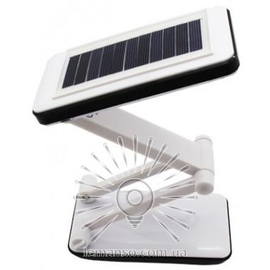 Базука Lemanso 5W 192LM 230V чёрная + солнечная батарея / LMB21 описание, отзывы, характеристики