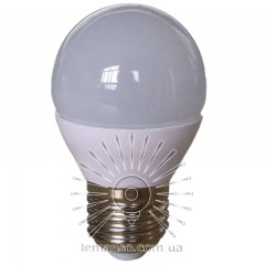 Лампа Lemanso LED G45 E27 6,0W 480LM 4500K 170-260V / LM749