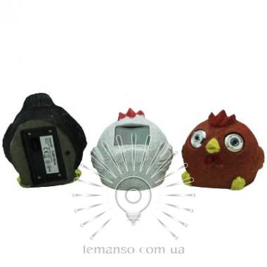 Светильник LED газон Lemanso с выкл., 2LED белый IP44 6мес. / CAB136 цыплята описание, отзывы, характеристики