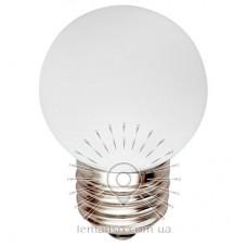Лампа Lemanso LED G45 E27 1,2W белый 6500K шар / LM705
