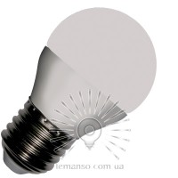 Lamp Lemanso St. 3W G45 E27 250LM 4000K 220-240V / LM3021 (warranty 1 year)