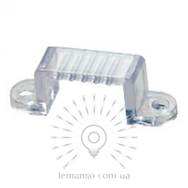 Крепеж к стене Lemanso LD130 для LED ленты 60*2835 220V описание, отзывы, характеристики