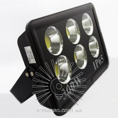 Прожектор LED 300w 6500K 6LED IP65 27000LM LEMANSO чёрный/ LMP14-300 описание, отзывы, характеристики