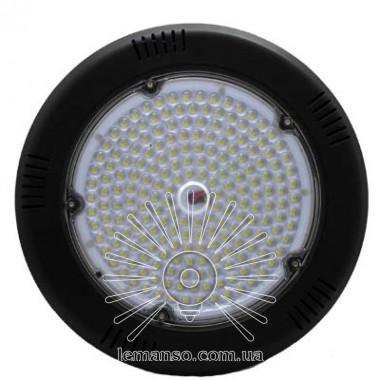 Светильник Lemanso LED IP44 200W 18000LM 6500K чёрный / CAB105 D=350 описание, отзывы, характеристики