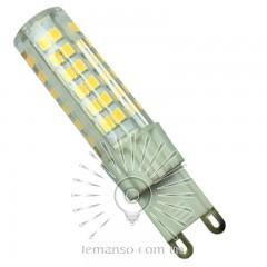Лампа Lemanso LED G9 6.5W 600LM 4500K 230V / LM771