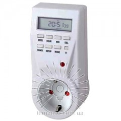 Electronic timer Lemanso LM677