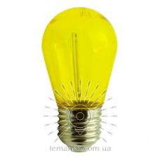 Лампа Lemanso св-ая 1W S14 E27 230V жёлтая / LM3078