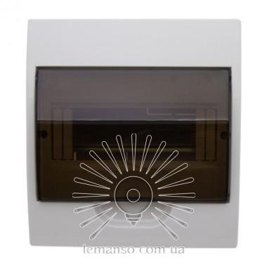 Коробка под 8 автоматов LEMANSO накладная, ABS / LMA122 описание, отзывы, характеристики